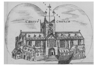 Christ Church Cathdral, 1681